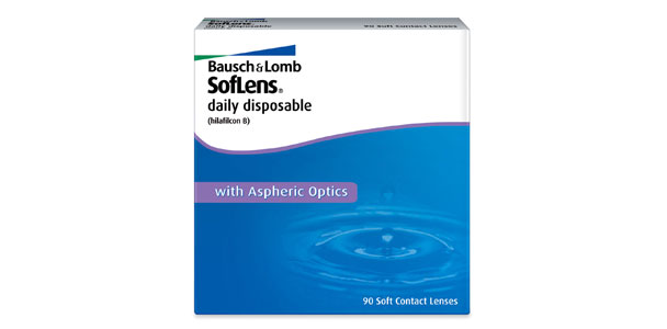 Bausch + Lomb SofLens Daily